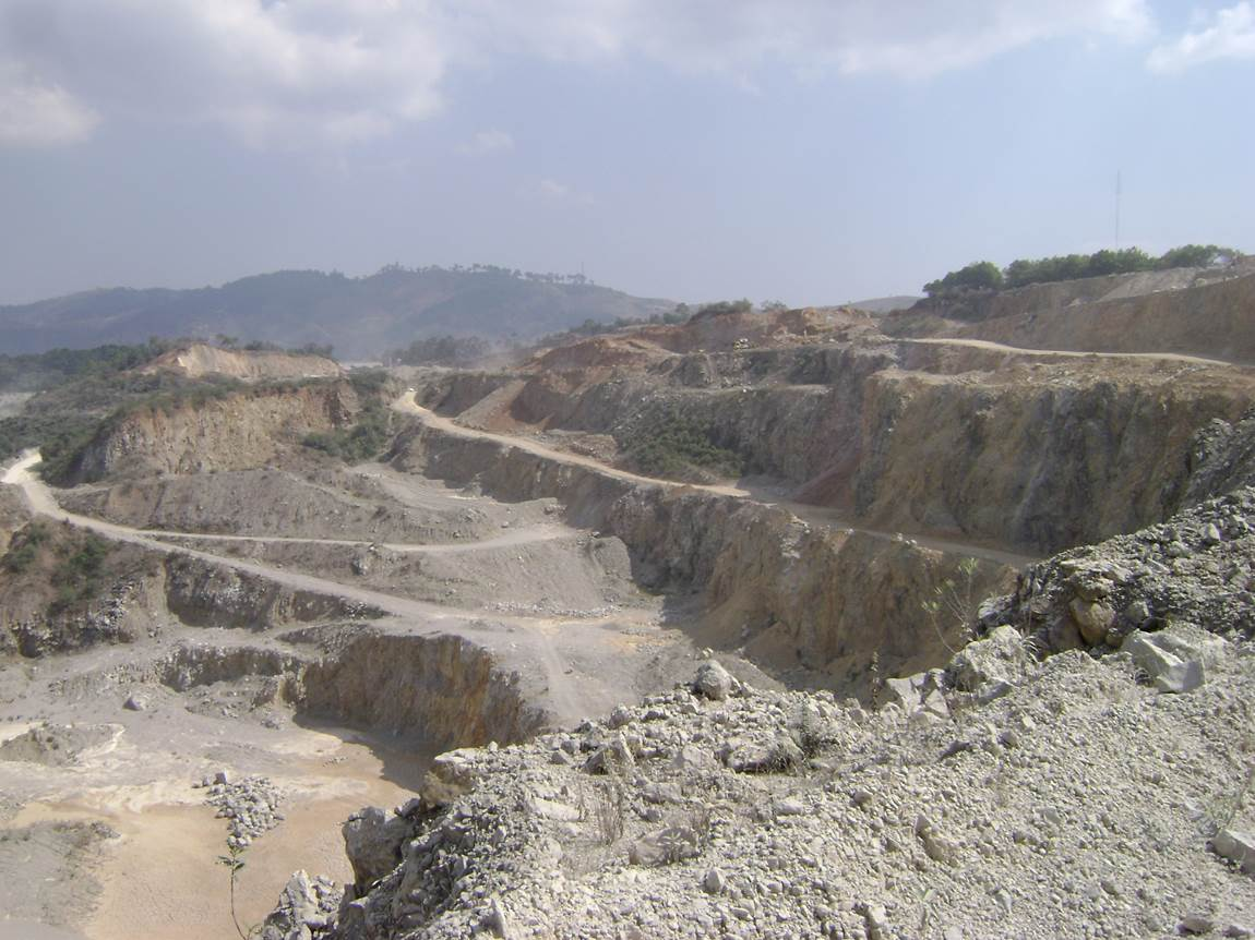 MInes of Guatemala